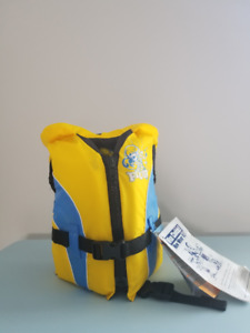 Fluid Infant Life Jacket NEW with tags