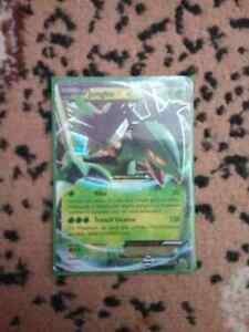 Pokemon card 3 EX and 1 BREAK West Island Greater Montréal image 1