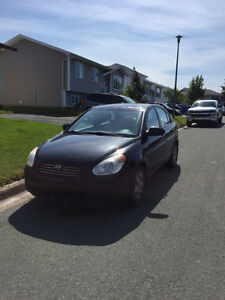 08 Hyundai Accent Sedan
