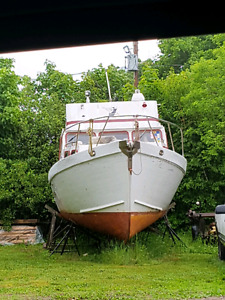 Looking to trade my boat