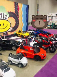 BNIB Licensed children ride on cars- There is one for your love