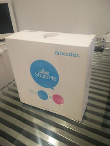 Mixcder ShareMe wireless bluetooth headphones (new) West Island Greater Montréal image 1