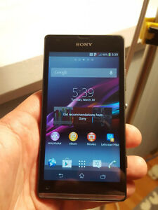 Sony Xperia SP Black - Rogers