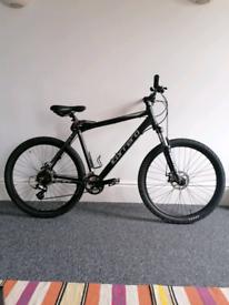 Carrera Venegeance hardtail mountain bike