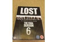 LOST season 6 box set