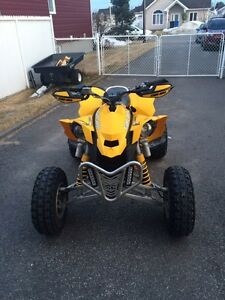 Vtt can-am Ds 450 2008