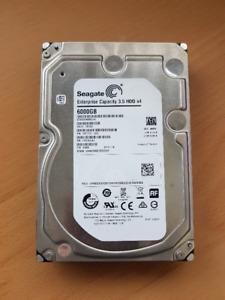 Seagate 6tb sas drives