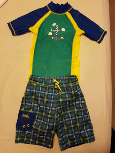 Kid boy swimming suit 5T