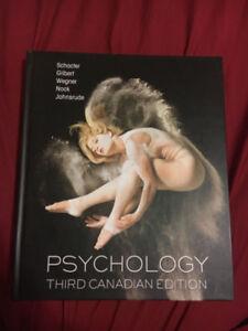 Psychology 3rd Canadian Edition by Schacter, Gilbert, Wegner, No