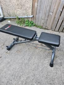 Bodymax adjustable bench