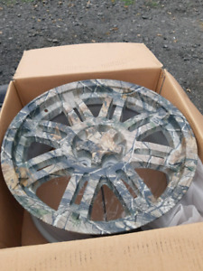 "NEW 18"" 5X127 REALTREE VISIONWHEELS"