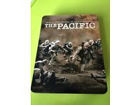 The Pacific DVD tin box set