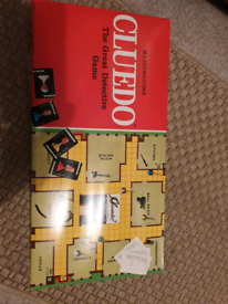 Cluedo board game new and sealed