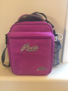 Two Insulated Lunch Bags