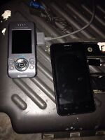 Parts phones $5 for both