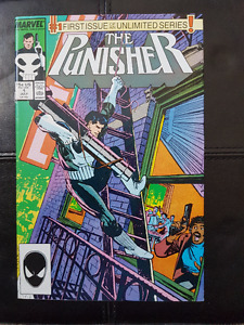The Punisher #1 comic (1987)