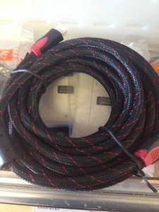 Store sale construction-level HDMI cable starting with $5