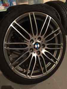 """OEM 19"""" BMW Performance Style 269 Rims and Tires"""