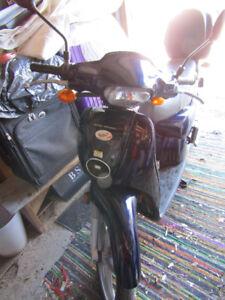 Scooter Aprilia Scarabeo 50cc