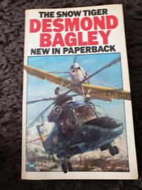 Desmond Bagley book