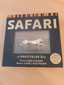 Safari photicular book.