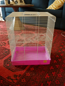 SMALL PET/BIRD CAGE