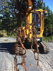 TRACTOR CHAINS Excellent condition