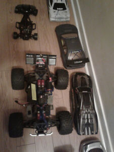 Selling RC cars n accessories