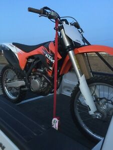 2011 KTM350 really low hrs