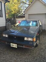 1987 Oldsmobile Cutlass 442