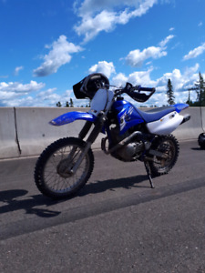 Yamaha ttr 125 dirtbike for sale