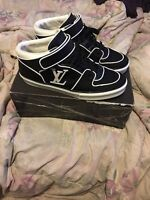 Louis Vuitton sneakers in mint condition