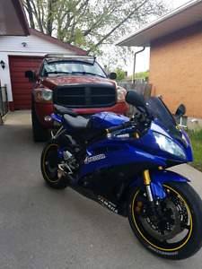 2009 Yamaha R6 PRICE REDUCED!!