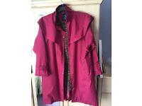 Target Dry 3/4 Length Ladies Coat (Waterproof & Weatherproof)