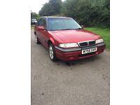 Rover 214 SEi for sale Low Mileage