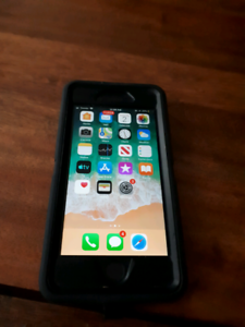 iPhone 6s with otterbox defender