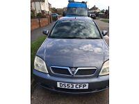 Vauxhall vectra ls