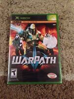 Warpath new sealed original Xbox