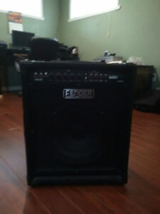 Fender Rumble 60W Bass amp, Great condition