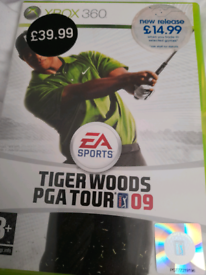 Tiger Woods Game - PGA 09