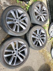 """Vauxhall vectra sri wheels 17"""""""