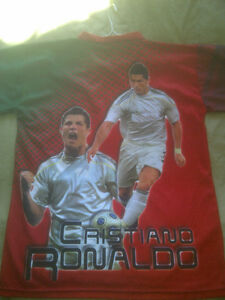 Christiano Ronaldo shirt London Ontario image 2