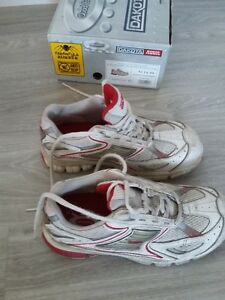 Safety shoes, Dakota women size 8