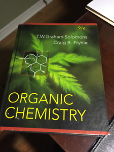Organic Chemistry 9th Edition - Solomons and Fryhle