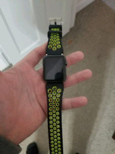 Apple watch series 1 42mm perfect condition