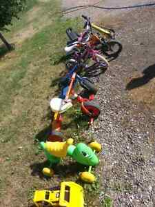 Kids bicycles for sale,   5$ each Cambridge Kitchener Area image 4
