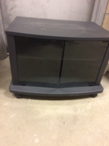 Small tv stand fair condition.