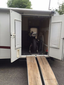 Toy Hauler / Roulotte Cargo Gulfstream 24 pds West Island Greater Montréal image 4