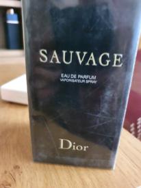 Sauvage dior 100ml