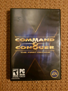 Command and conquer pc game